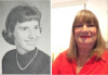 Carol Trenchery, '64. OUR PHOTOS, THEN AND NOW.