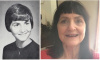 Linda Scioneaux, '64. OUR PHOTOS, THEN AND NOW.