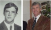 Neal Esterly, '68. OUR PHOTOS, THEN AND NOW.